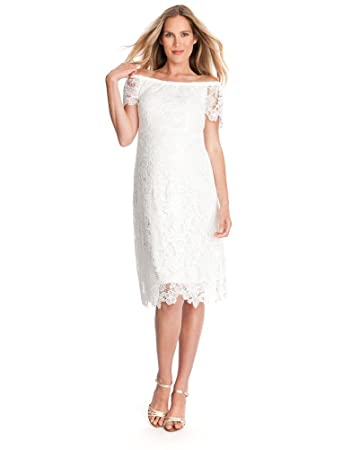 9c53dfe32b9dc Image Unavailable. Image not available for. Color: Seraphine Clementine Lace  Maternity Dress ...