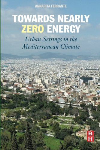 Towards Nearly Zero Energy: Urban Settings in the Mediterranean Climate by Annarita Ferrante