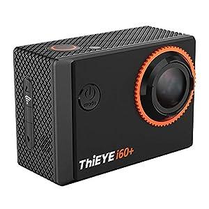 IainStars ThiEYE i60+ 4K 30fps WiFi 40M Waterproof Video Record Sports Action Camera