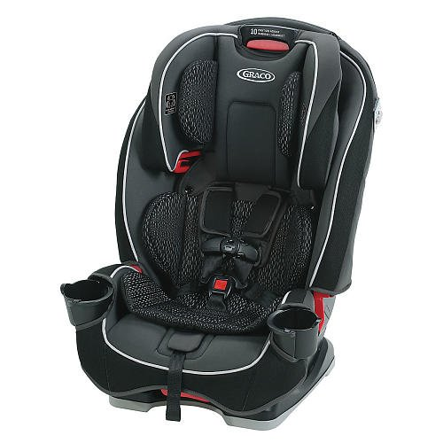 SlimFit All-in-One Convertible Car Seat - Camelot