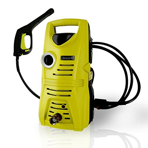 9. SereneLife Electric Pressure Washer