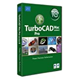 TurboCAD MAC Pro 8 Professional 2D & 3D CAD Design software