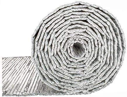 48in X 10Ft Roll Double Bubble Reflective Foil Insulation Industrial Strength