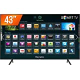 Smart TV LED UHD 4K 43, Samsung, UN43NU7100GXZD