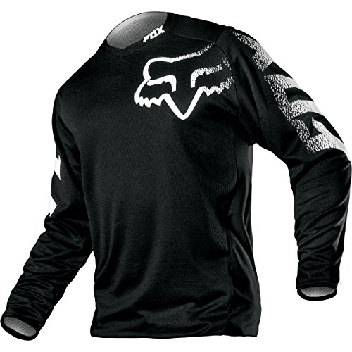 Fox Racing Blackout Motocross Offraod Jersey- Large ()