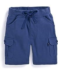 JoJo Maman Bebe Indigo Cargo Shorts