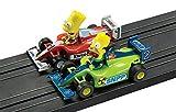 Scalextric Micro The Simpsons Grand Prix Race Set