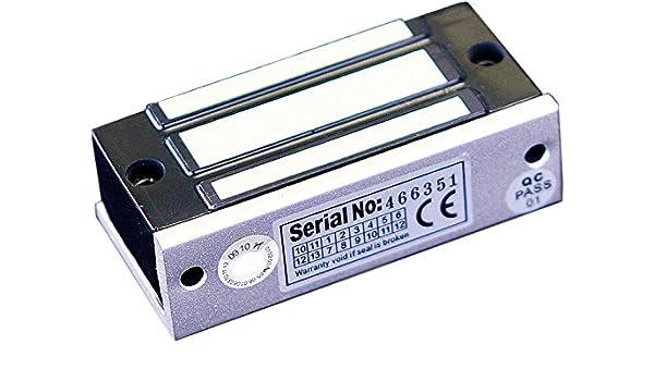 Lupus Electronics 12035 accesorio para cerradura electromagnética - Accesorios para cerraduras electromagnéticas (80 mm, 20 mm, 39,5 mm, 300 g): Amazon.es: ...