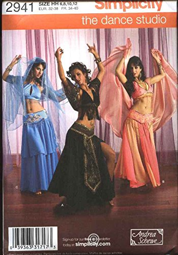 Simpl (Costumes For Dance Group)