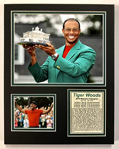 Legends Never Die Tiger Woods - 2019 Masters Champion Trophy - 11