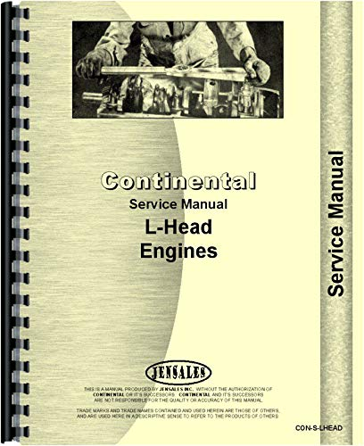 Case 256 Engine Service Manual