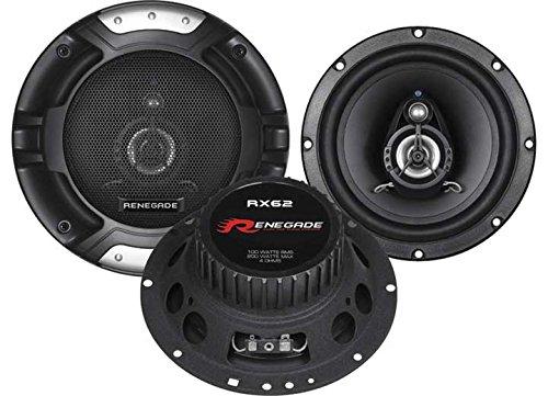 ch 2-Way Full Range Speakers ()