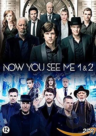 Amazon Com Now You See Me 1 2 Movies Tv