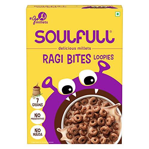 Soulfull Multigrain Choco Loopies, 200g