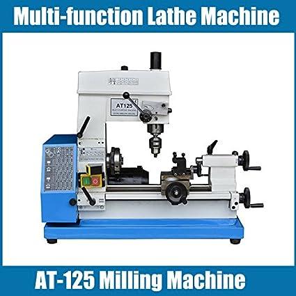 Amazon com: Kohstar 180W Small versatile Metal Lathe machine