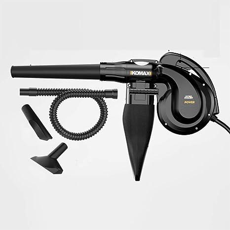 OOFAY Soplador Electrico 270W Soplador Aspirador/Soplador de Aire de Velocidad Variable/Mini Soplador de Hojas/Peso Ligero y Potente: Amazon.es: Deportes y aire libre