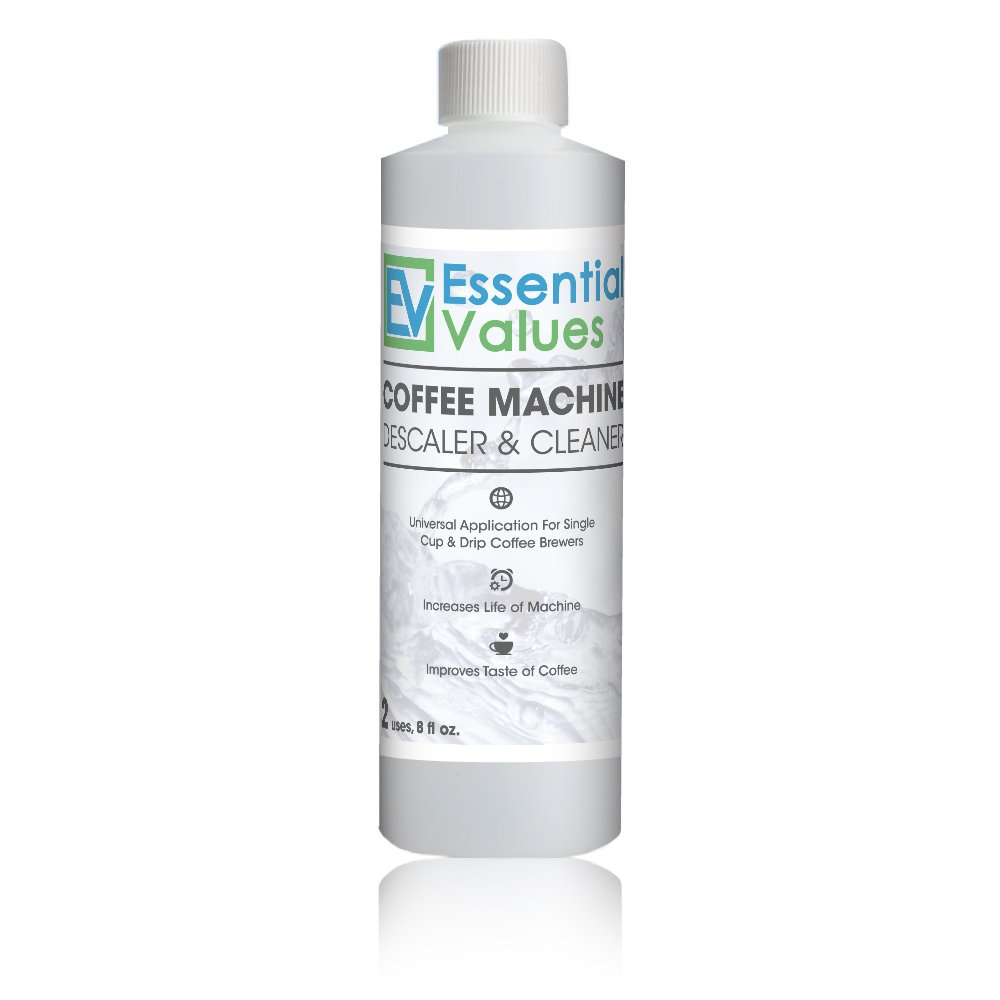 Essential Values Universal Descaler For Espresso and Keurig Coffee Machines, 2 Pack by Essential Values (Image #2)
