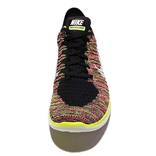 Nike Free Rn Flyknit Oc Multi-color 843430-999 (10.5)