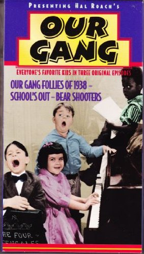 Our Gang Comedies (3 Episodes: Follies Of 1938 / School's Out / Bear Shooters) - Bear The Hut