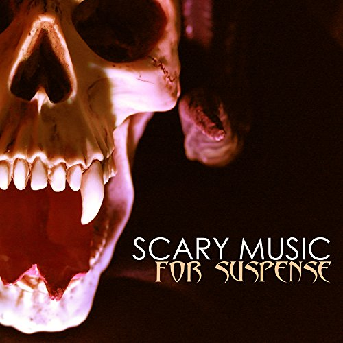 Scary Music for Suspense - Sinister Piano & Spooky Animal Sounds of the Night for Halloween Party -