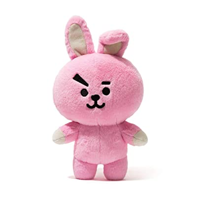 TOBABYFAT BTS Plush Toy Baby Doll Pillow Soft Animal Stuffed Plush Doll 10-18 inch (Rabbit, 14 inch): Toys & Games