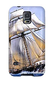 Shane Francis's Shop 7128279K79884419 New Super Strong Ship Tpu Case Cover For Galaxy S5