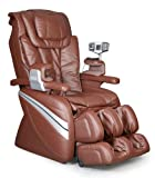 Cozzia Shiatsu Massage Chair – Model EC-366B – Base Brown