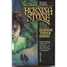 The Burning Stone (The Mages of Garillon, Book 1)