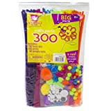 Creative Hands Assortment Pack, Solid 300 Pieces - Packaging May Vary