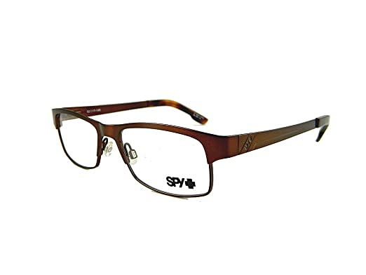 8f2cd71f2a New Spy Optic Rx Prescription Eyeglasses With Spring Temples - Miles ( Chestnut)