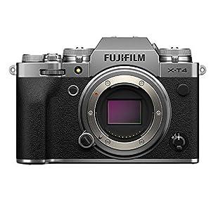Fujfilm X-T4 Appareil Photo numérique sans Miroir Argent
