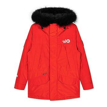 Cotton coat Ropa de Abrigo Chaqueta de algodón para Hombres ...