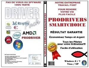 Sony VGC-RA53, DVD de réparation et restauration de Pilotes (DRIVERS), DVD contenant tous les pilotes pour l'audio,vidéo, chipset, Wi-Fi, USB et +, (Dernière version) Tous les Windows!!!