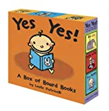 Yes Yes! A Box of Board Books, Leslie Patricelli, 0763641588