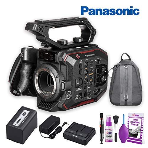 Panasonic AU-EVA1 Compact 5.7K Super 35mm Cinema Camera Basic Bundle