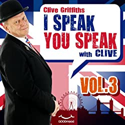 I speak you speak with Clive Vol. 3