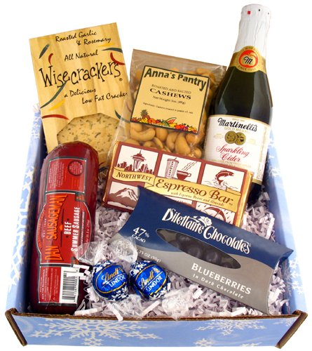 Let It Snow Gift Box (Corporate Wine Gifts)