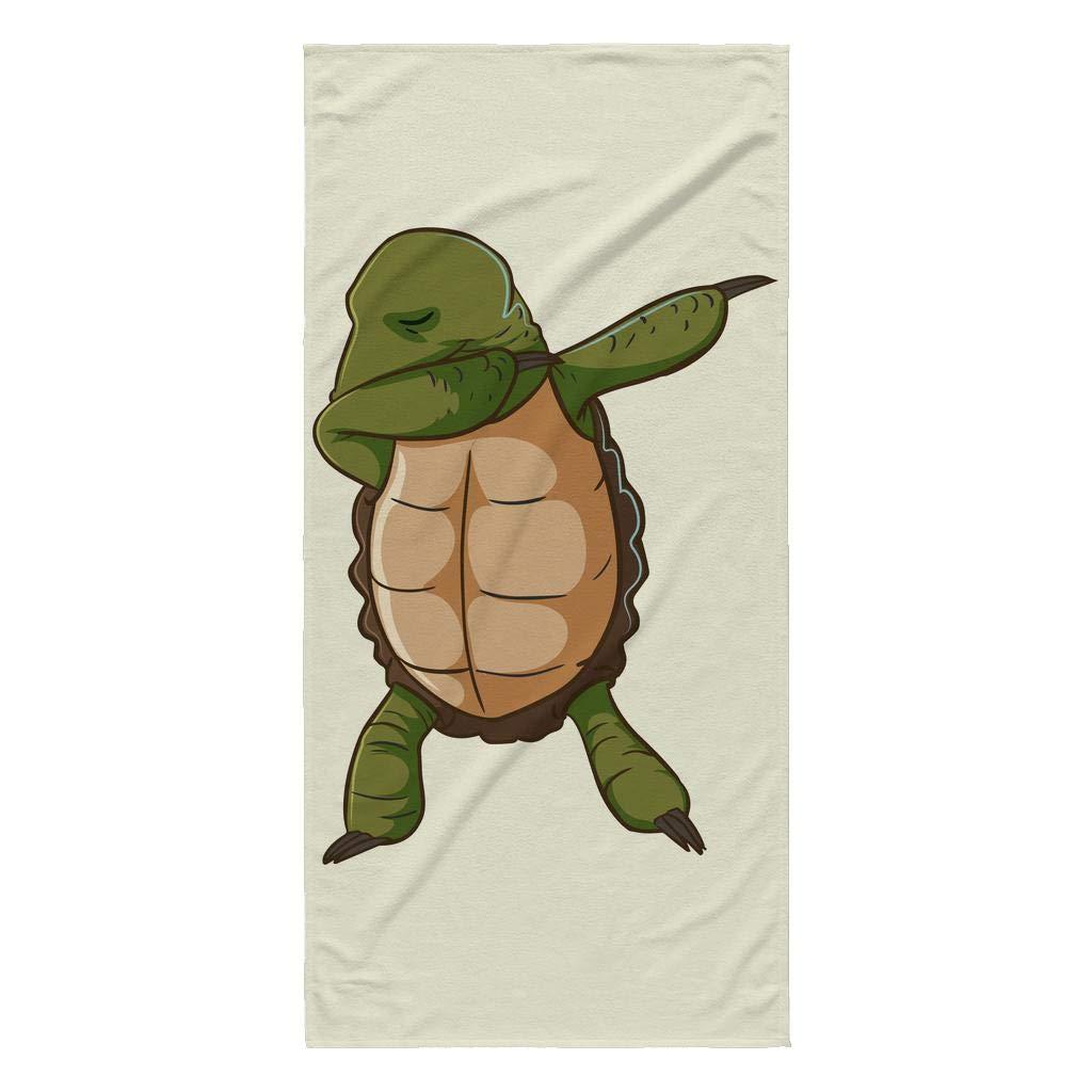 Amazon.com: Weezag Turtle Beach Towel, Dabbing Gifts Turtle ...