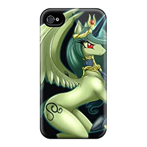 Hot HvuGG9294BPxAy Winged Legend Tpu Case Cover Compatible With Iphone 4/4s