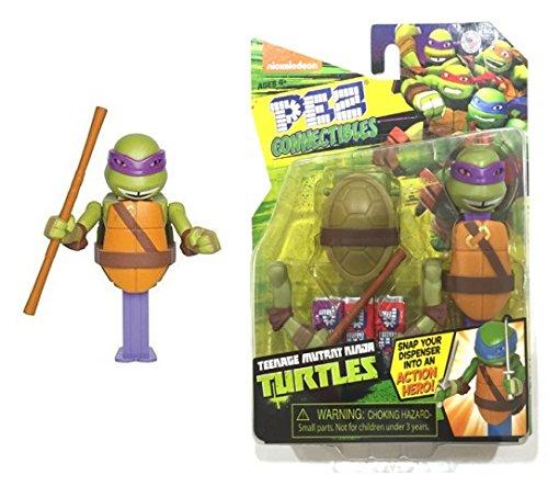 ninja turtle pez candy dispensers - 8