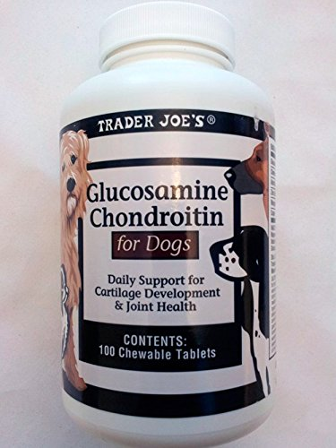 Trader Joe's Glucosamine, 100 chewable tablets