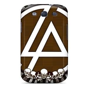 KSyLHzP8005TMgcy Case Cover Protector For Galaxy S3 Linkin Park Case