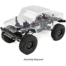 ECX 1/12 Barrage 4WD 1.9 Scaler Brushed Btd Kit Toy Remote Controlled Vehicles