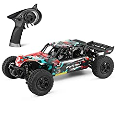 The new graffiti design make this RC Car shine at the moment. Do not be low-key, and be independent in outdoor games.  The fast-slow mode gives the beginners opportunities to learn how to better control this RC Car. Both adult and children co...