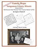 Family Maps of Sangamon County, Illinois
