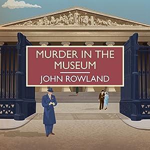 Murder in the Museum Audiobook