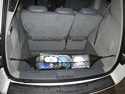 Envelope Style Trunk Cargo Net For Chrysler Town Country Import