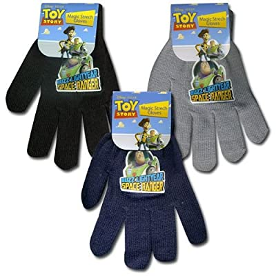 99cb59fbcec (3 PAIR ASSORTED COLORS) Toy Story 3 Magic Gloves