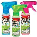 Sidewalk Chalk Spray Set of Three Colors