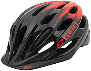 Giro Raze Bike Helmet - Kid's Black Vermillion